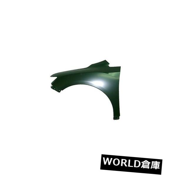 フェンダー 09-15トヨタヴェンザ用交換用フェンダー(フロント運転席側)TO1240230V Replacement Fender for 09-15 Toyota Venza (Front Driver Side) TO1240230V