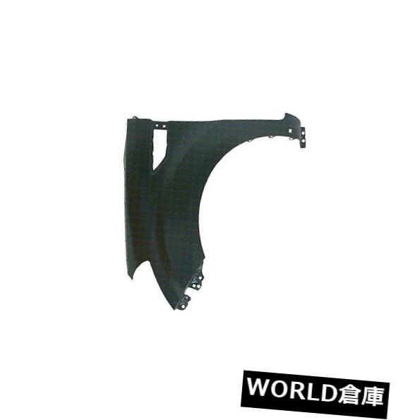 フェンダー 10-13 Kia Soul(フロント運転席側)用交換用フェンダーKI1240130V Replacement Fender for 10-13 Kia Soul (Front Driver Side) KI1240130V