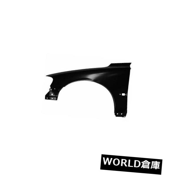 フェンダー S60用交換用フェンダーV70(フロント運転席側)VO1240113 Replacement Fender for S60、 V70 (Front Driver Side) VO1240113