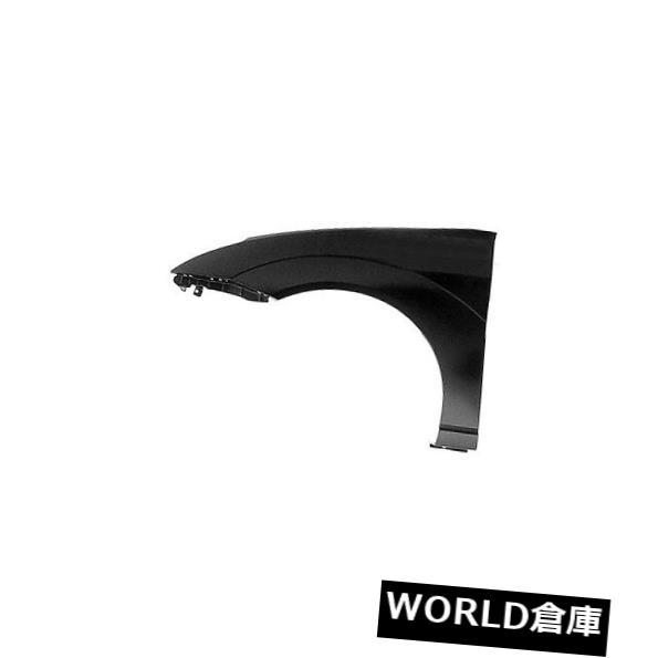 フェンダー 00-04フォーカス用交換用フェンダー(フロント運転席側)FO1240207PP Replacement Fender for 00-04 Focus (Front Driver Side) FO1240207PP