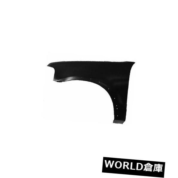 フェンダー 02-05 Explorer用交換用フェンダー(フロント運転席側)FO1240223PP Replacement Fender for 02-05 Explorer (Front Driver Side) FO1240223PP