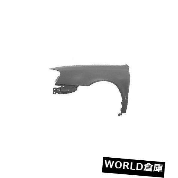 フェンダー 02-03 Acura TL(フロント運転席側)用交換用フェンダーAC1240115PP Replacement Fender for 02-03 Acura TL (Front Driver Side) AC1240115PP