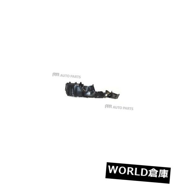フェンダー 三菱アウトランダーZE ZF 12 / 02-10 / 06フロントガードフェンダーライナー助手席側 Mitsubishi Outlander ZE ZF 12/02-10/06 Front Guard Fender Liner- Passenger Side