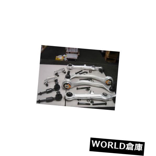【逸品】 ロワアームバー AUDI A4 8D 1994-02フロントロワーコントロールアームキットトラックロッドエンドアンチロールバーリンク AUDI A4 8D 1994-02 FRONT LOWER CONTROL ARM KIT TRACK ROD END ANTI ROLL BAR LINK, CQオーム 44714dc3