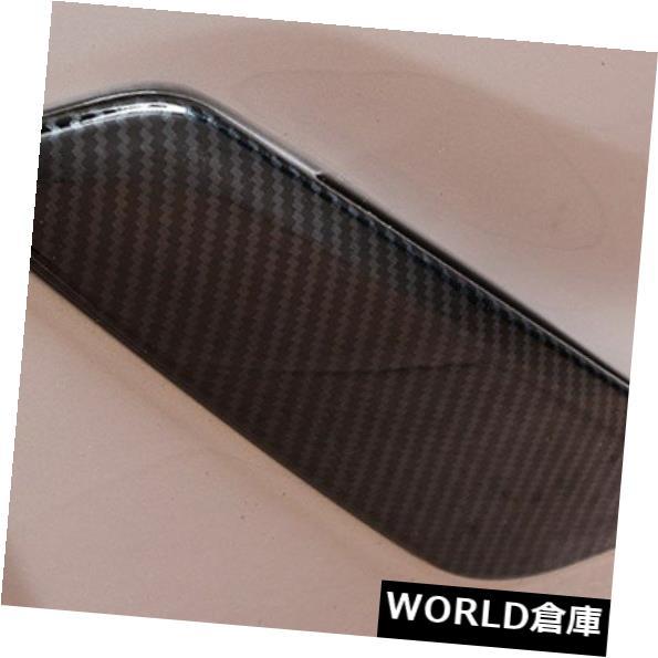 USフードベントトリム カーボンファイバーエアベントフードインテークフェンダーカバーBMW 5シリーズG30 2017-2018 Carbon Fiber Air Vent Hood Intake Fender Cover For BMW 5 Series G30 2017-2018