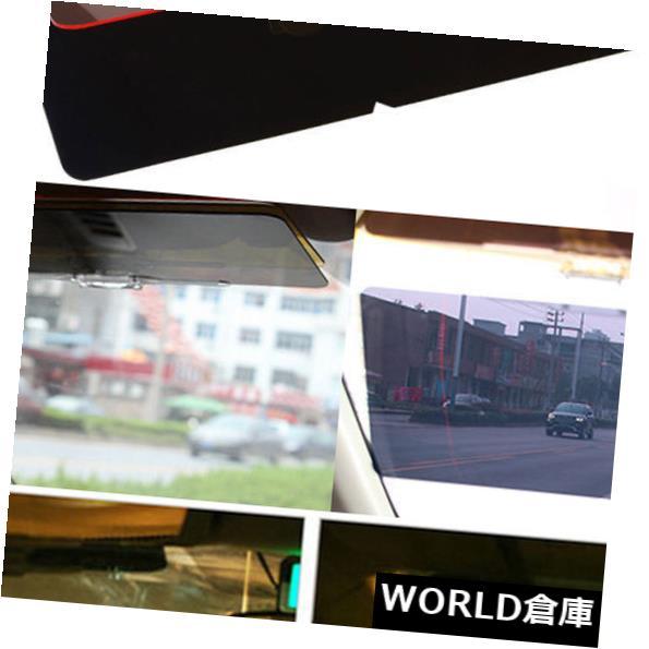 USサンバイザー 2018新しいタックバイザーデイ/ナイトアンチグレアバイザー運転HDビジョンカーメガネ 2018 New Tac Visor Day/Night Anti Glare Visor Driving HD Vision Car Glasses
