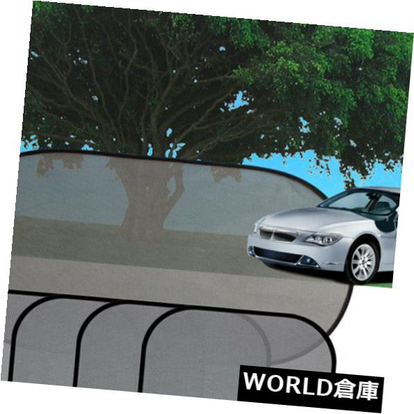 USサンバイザー トップサンバイザー3D光触媒スクリーンサンシェードカーツールブラック便利な耐久性 Top Sun Visor 3D Photocatalyst Screen Sunshade Car Tool Black Convenient Durable