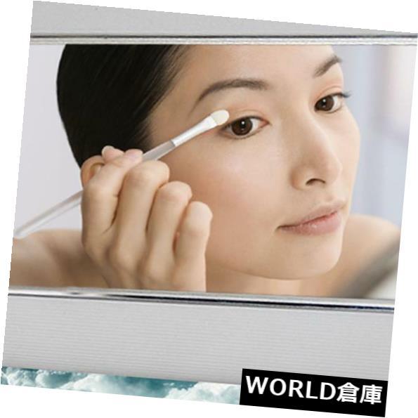 USサンバイザー 車のサンバイザーミラー化粧日陰シェード化粧品ミラーバックミラーオート用品 Car Sun Visor Mirror Makeup Sun Shade Cosmetic Mirror Rearview Auto Supplies