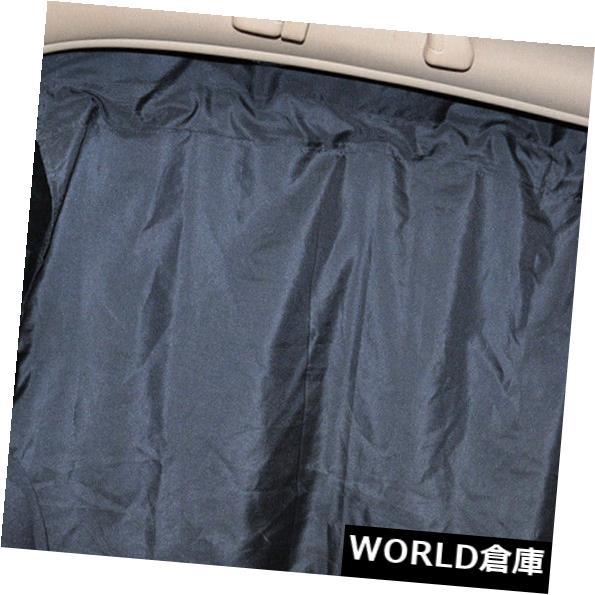 USサンバイザー サンシェードカバー半透明サンバイザーサンシールド防蚊カーテンブラック Sunshade Cover Translucent Sun Visor Sun Shield Anti-mosquito Curtains Black