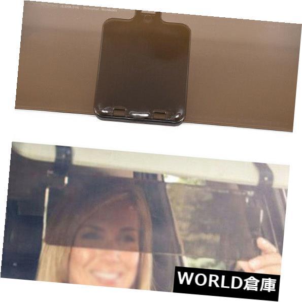 USサンバイザー 日よけの日よけのブロッカー延長は安全に自動車バン30 * 11 * 5cmのブロックを保護します Sun Visor Shade Blocker Extension Safer Protect Automobile Vans 30*11*5cm Block