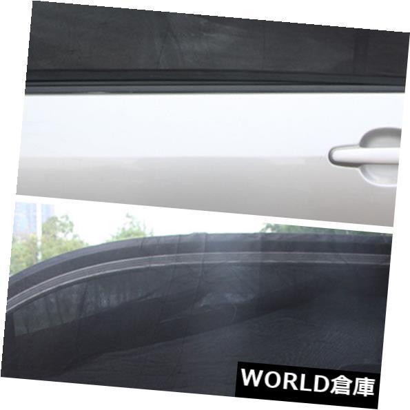 USサンバイザー ユニバーサルカーサイドリアウィンドウサンシェードメッシュカバーバイザーシールドサンシェードUV XL Universal Car Side Rear Window Sun Shade Mesh Cover Visor Shield Sunshade UV XL