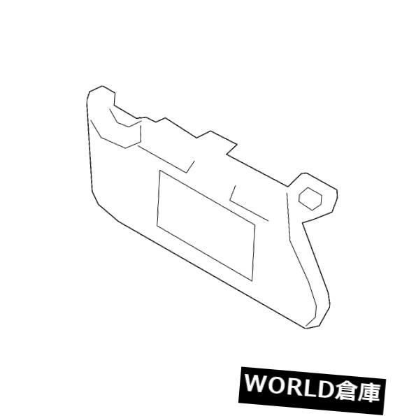 USサンバイザー 本物の日産サンバイザー96401-3TA2A Genuine Nissan Sun-Visor 96401-3TA2A