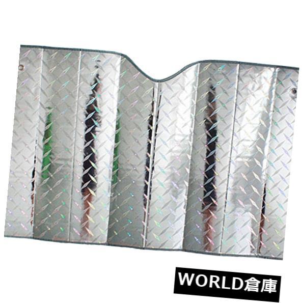 USサンバイザー 自動ガラス熱いバイザーの風防ガラスの日曜日のブロックカバーはP5D6を折る Auto Glass Hot Visor Windshield Sun Block Cover Fold P5D6