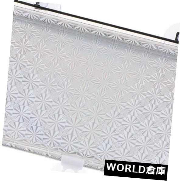 USサンバイザー 車のUVプロテクターウィンドウ日陰カバーシールドカーテン40×125センチ Car UV Protector Window Sun Shade Cover Shield Curtain 40x125cm