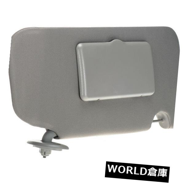 USサンバイザー OEM GMインテリア助手席側サンバイザーw /ミラー05-09 Equinox 06-09 Torrent OEM GM Interior Passenger Side Sun Visor w/Mirror 05-09 Equinox 06-09 Torrent