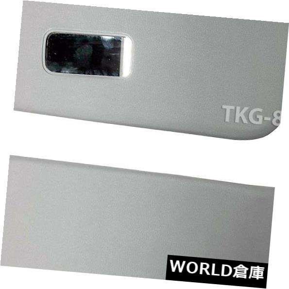 USサンバイザー いすゞTFR / HOLDEN RODEO PICKUP 1989 - 1999用1ペアサンバイザーグレーカラー 1 PAIR SUN VISOR GRAY COLOR FOR ISUZU TFR / HOLDEN RODEO PICKUP 1989 - 1999