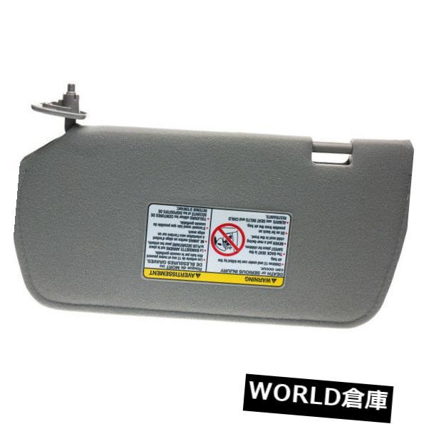 USサンバイザー 本物の日産サンバイザー96400-8J000 Genuine Nissan Sun-Visor 96400-8J000
