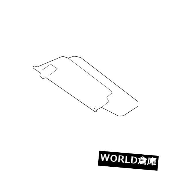 USサンバイザー 本物のメルセデスベンツサンバイザー222-810-89-00-  9H99 Genuine Mercedes-Benz Sun-Visor 222-810-89-00-9H99