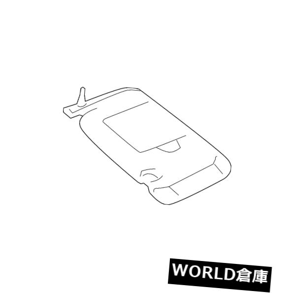 USサンバイザー 本物のメルセデスベンツサンバイザー221-810-14-10-  8L64 Genuine Mercedes-Benz Sun-Visor 221-810-14-10-8L64