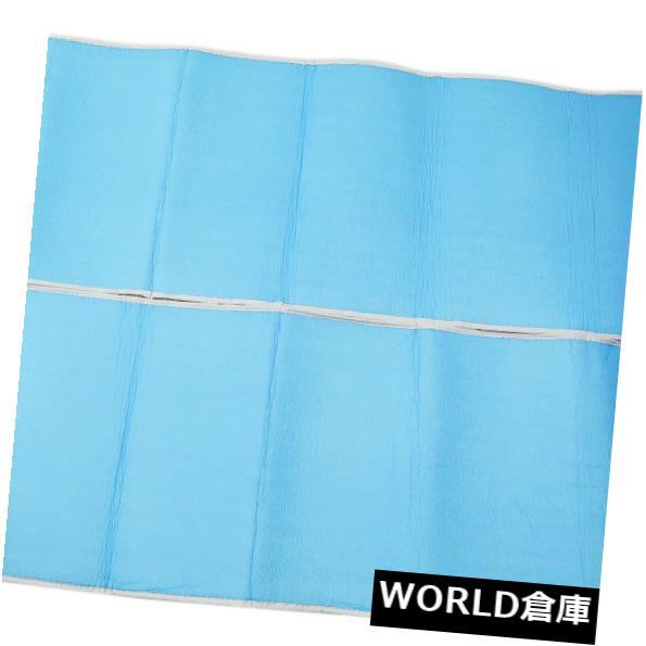 USサンバイザー 車のための200 x 95cmの青い折り畳み式の前部フロントガラスの日よけの紫外線保護 200 x 95cm Blue Foldable Front Windscreen Sunvisor UV Protection for Car
