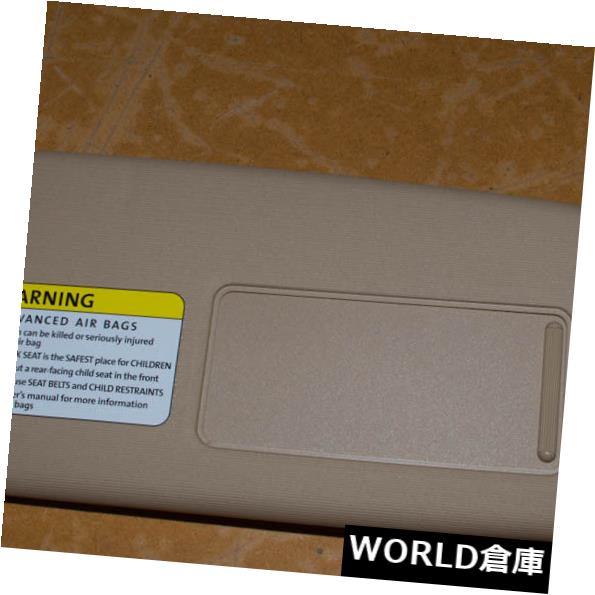 USサンバイザー 新フォルクスワーゲン2005-2010年右側サンバイザー* 1K0857552M 3B6 New Volkswagen 2005-2010 Right Side Sun Visor *1K0857552M 3B6