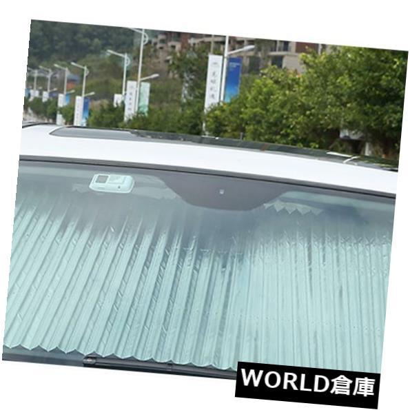 USサンバイザー 車の日焼け止めカーテンUV保護格納式シールドカバーS Car Sun Insulation Curtain UV Protection Retractable Shield Cover S