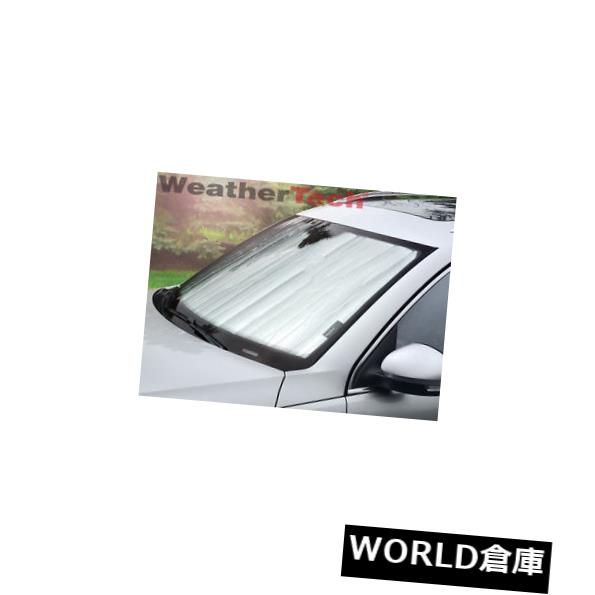 USサンバイザー WeatherTechサンシェードフロントガラスダッシュシールド - Cadillac DTS - 2006-2011 WeatherTech SunShade Windshield Dash Shield - Cadillac DTS - 2006-2011