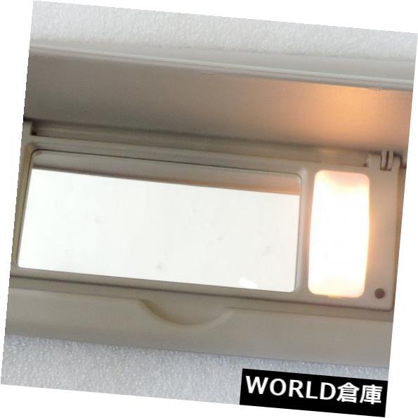 USサンバイザー シビックFD1 FD2 FG5 06 07 08?11の新しいOEM左側サンバイザークリアグレーライト New OEM Left Side Sun Visor Clear Gray Light For CIVIC FD1 FD2 FG5 06 07 08~11