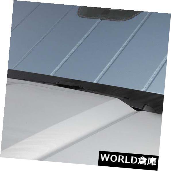 USサンバイザー Covercraft UV11274BLフロントガラスシェード Covercraft UV11274BL Windshield Shade