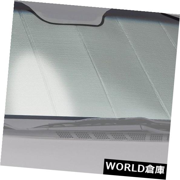 USサンバイザー Hummer H2 w / oリアビューカメラ用折りたたみ日よけ2003-2009 Folding Sun Shade for Hummer H2 w/o rearview camera 2003-2009