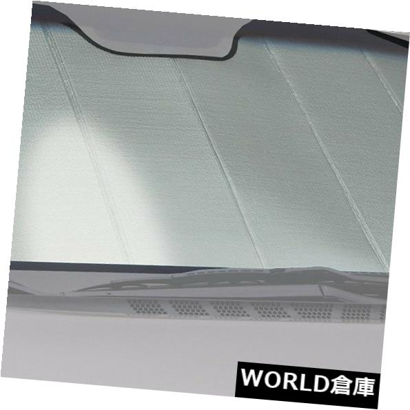 USサンバイザー シボレーSILVERADO 2500 HDワット/センサー2014-2016用折りたたみ日よけ Folding Sun Shade for Chevrolet SILVERADO 2500 HD w/ sensor 2014-2016