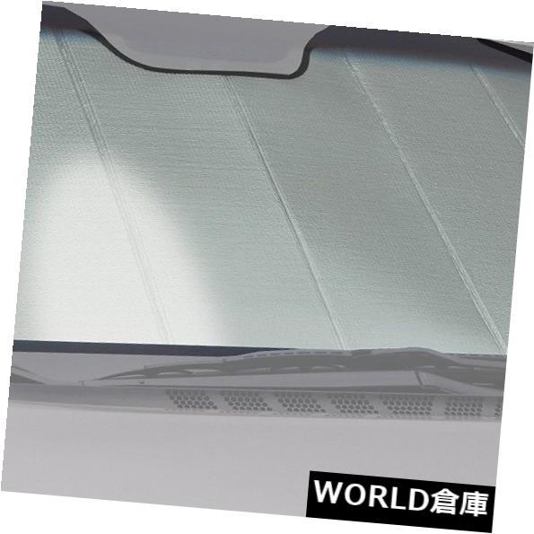 USサンバイザー GMC Sierra 3500 w /センサー用折りたたみ日よけ2014-2016 Folding Sun Shade for GMC Sierra 3500 w/ sensor 2014-2016