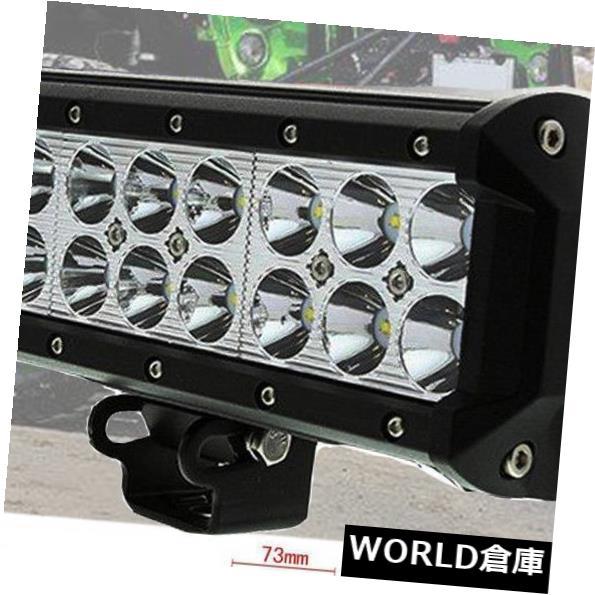 LEDライトバー 1個54W車LEDライトバートラックコンボビームワークオフロードドライビングランプ車US 1Pcs 54W Car LED Light Bar Truck Combo Beam Work Offroad Driving Lamp For Car US