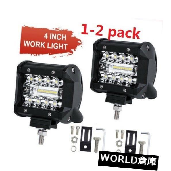 LEDライトバー 1-2pcs 60W 4