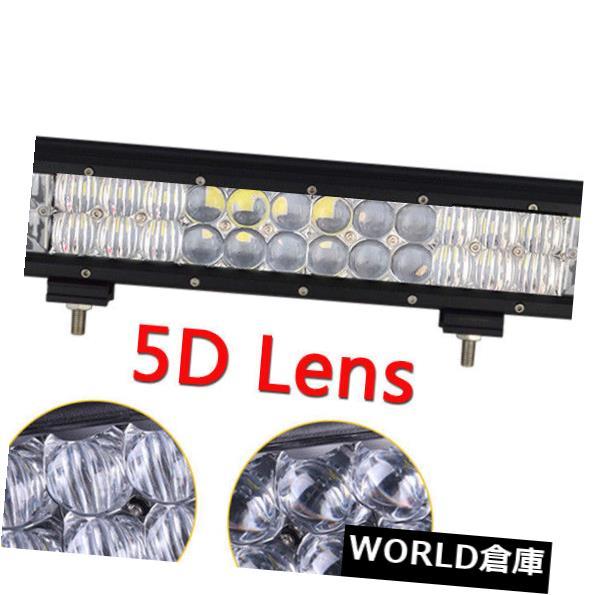 LEDライトバー 20インチ216Wのクリー族LEDのライトバー5D Lenの点の洪水オフロード4x4仕事の運転バー 20 inch 216W CREE LED Light Bar 5D Len Spot Flood Offroad 4x4 Work Driving Bars