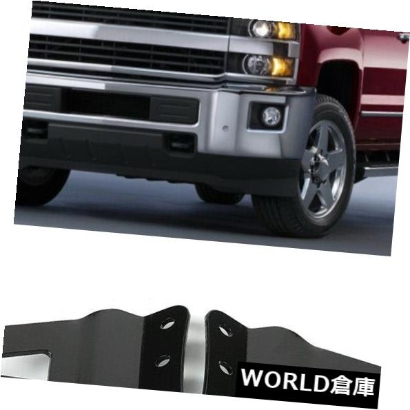 LEDライトバー シボレーGMC 1989-1998 AU用52インチ湾曲LEDライトバー取り付けブラケット 52in Curved LED Light Bar Mounting Brackets for Chevrolet GMC 1989-1998 AU