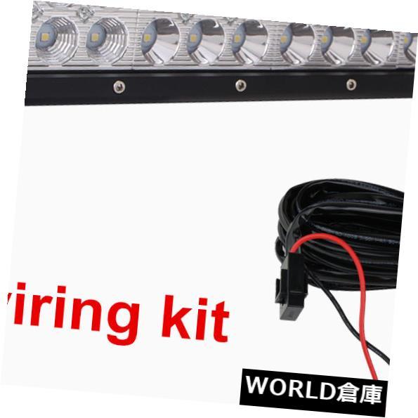 LEDライトバー 20インチ126W LEDライトバーコンボオフロードドライブランプ4X4WD作業ATV +フリー配線 20 inch 126W LED LIGHT BAR COMBO Offroad DRIVING LAMP 4X4WD WORK ATV+FREE WIRING