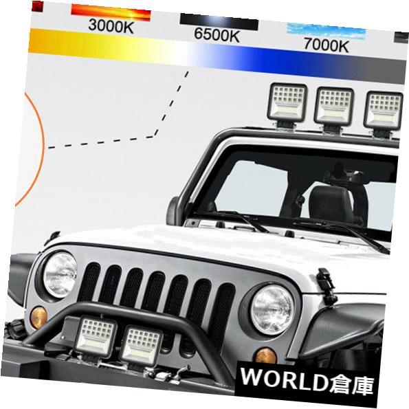 LEDライトバー LEDライトバー400W 40000LMフラッドスポットビームオフロードカードライビングライト6000K LED Light Bar 400W 40000LM Flood Spot Beams For Off Road Car Driving Light 6000K