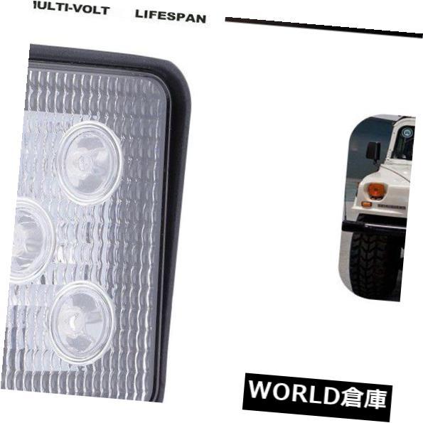 LEDライトバー トラックオフロード4WD 4x4のための15W 5-LEDの頑丈な洪水ビーム仕事ランプのライトバー 15W 5-LED Heavy Duty Flood Beam Work Lamp Light Bar For Truck Offroad 4WD 4x4