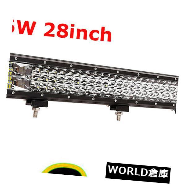 LEDライトバー 4WD三列7Dレンズ180Wを運転する28inch 396Wのクリー族LEDのライトバーの点の洪水コンボ 28inch 396W CREE LED Light Bar Spot Flood Combo Driving 4WD Tri Row 7D Lens 180W