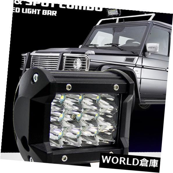 LEDライトバー 道の運転のジープUTEを離れたSUVのための4インチ36Wの点LEDの仕事のライトバー 4 inch 36W Spot LED Work Light Bar for SUV Off Road Driving Jeep UTE