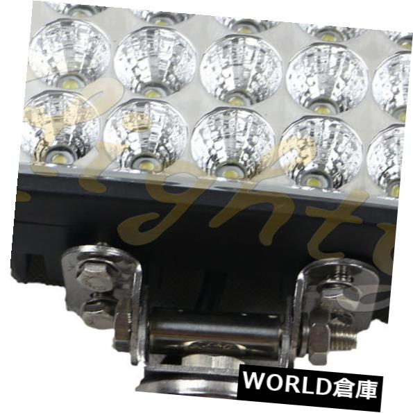 LEDライトバー 15ピース6インチ45ワットledワークライトバー洪水オフロード駆動ランプatv 4ワット4ワット4×4 15PC 6 INCH 45W LED WORK LIGHT LIGHT BAR FLOOD OFFROAD DRIVING LAMP ATV 4WD 4X4