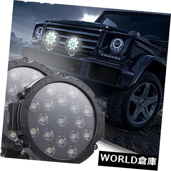 LEDライトバー 防水2×7インチLEDワークライトバーコンボスポットライトブルバートラックボート4WD 2x 7inch LED Work Light Bar Combo Spot Light Bullbar Truck Boat 4WD Waterproof