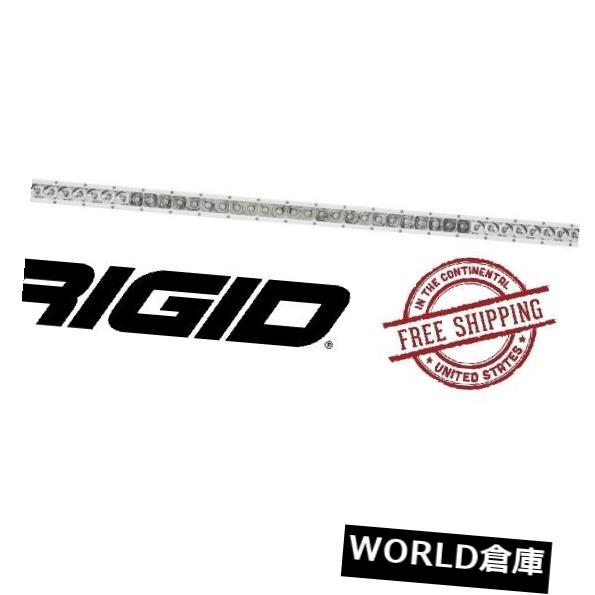 独特な店 LEDライトバー - Rigid Industries SR-Series SRシリーズPRO 40インチLEDライトバー - - スポット/フラッド - ホワイトボディ Rigid Industries SR-Series PRO 40