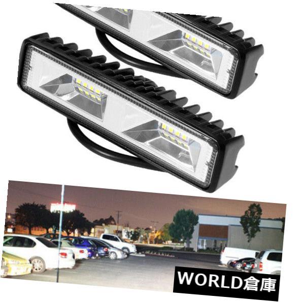 LEDライトバー 2本6