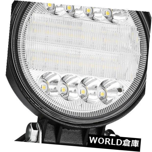 LEDライトバー 72W自動車トラックLEDワークライトバースポットライトフラッドライトオフロードドライビングランプ 72W Car Truck LED Work Light Bar Spotlight Floodlight Off-Road Driving Lamp