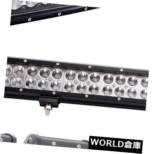 LEDライトバー 52インチカーブ300W LEDライトバーコンボボートオフロード車+ 20