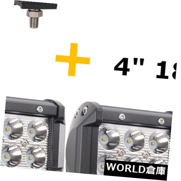 LEDライトバー 108W 17