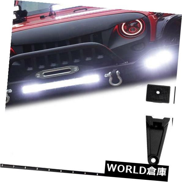 LEDライトバー 52 ''インチ972WスポットフラッドコンボLEDドライビングワークライトバー97200LMカーブライト 52'' inch 972W Spot Flood Combo LED Driving Work Light Bar 97200LM Curved light