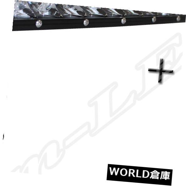 LEDライトバー 湾曲した37 'クリー単列LED作業ライトバーランプスポット洪水コンボトラックF150 Curved 37'' CREE Single Row LED Work Light Bar Lamp Spot Flood Combo Truck F150
